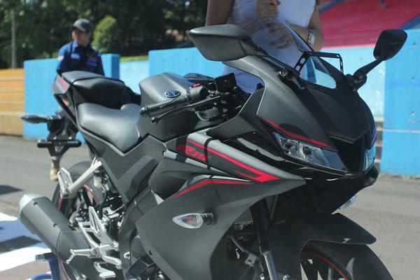 Yamaha R15 V3.0 revealed