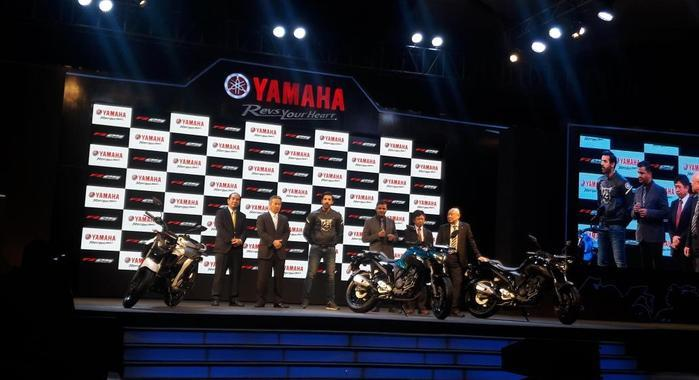 Yamaha aims to make India second-largest market by end-2017