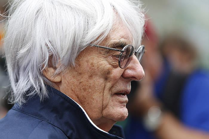 Bernie Ecclestone no longer at the helm of F1