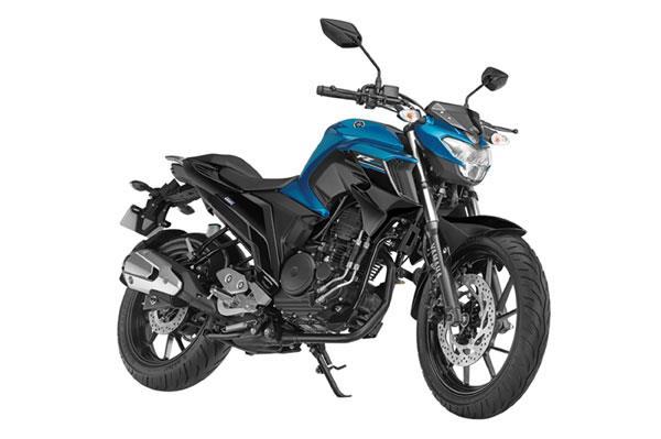 2017 Yamaha FZ25: A closer look