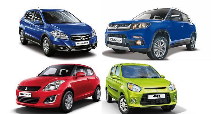 Maruti raises prices across range