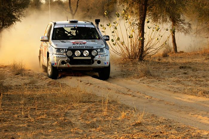 2017 Maruti Suzuki Desert Storm kicks off today in Delhi