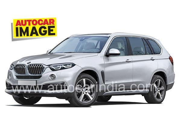 BMW X7 slated to debut next year