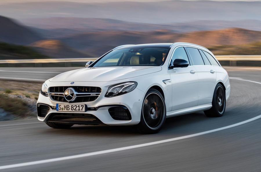 New Mercedes-AMG E63 Estate revealed ahead of Geneva