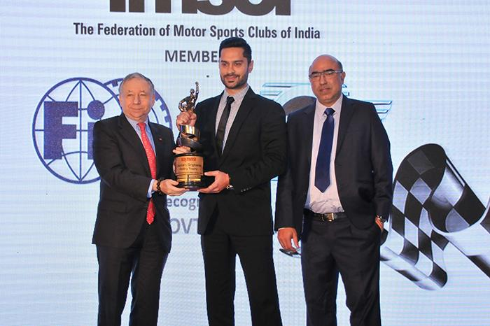 FMSCI announces 2016 motorsport awards