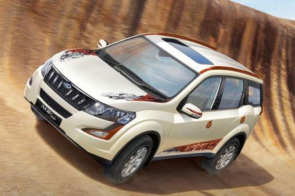 2017 Mahindra XUV500 Sportz launched at Rs 16.5 lakh