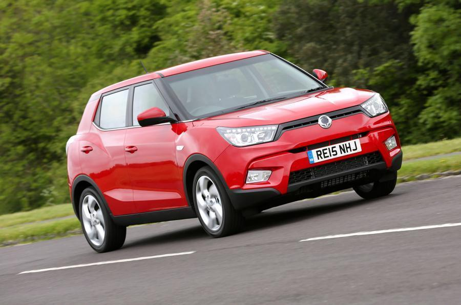 SsangYong designs world's first touch-window system