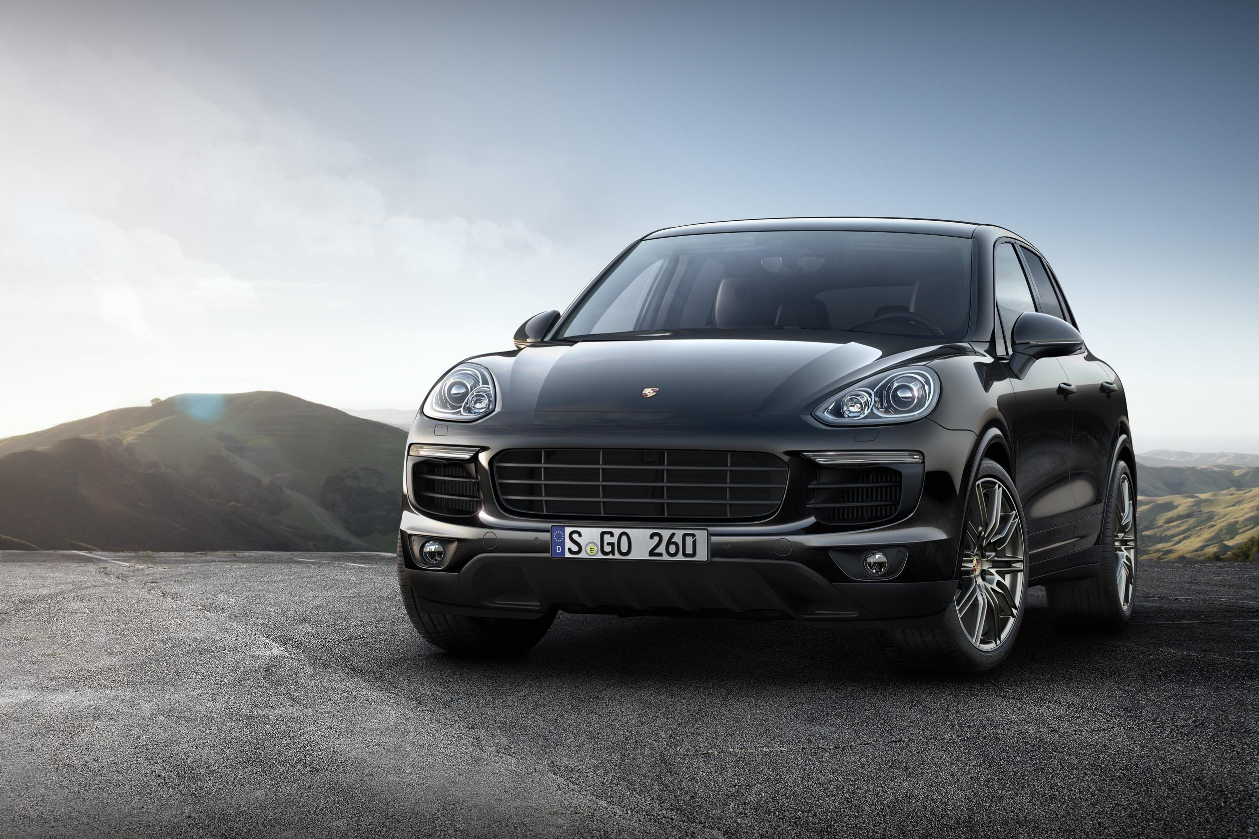 Porsche Cayenne S Platinum edition launched at Rs 1.27 crore