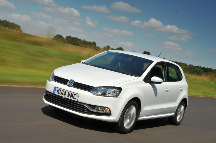 Volkswagen to abandon small diesels in favour of mild hybrids