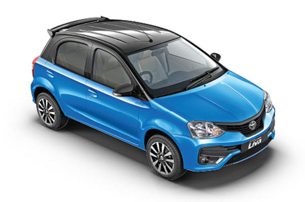 Toyota Etios Liva dual-tone launched at Rs 6.03 lakh