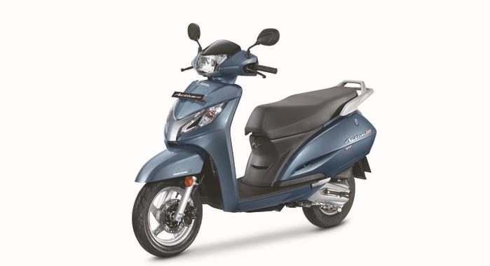 Honda Activa 125 BS-IV launched at Rs 56,954