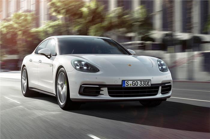 High-performance Porsche Panamera E-Hybrid variant planned