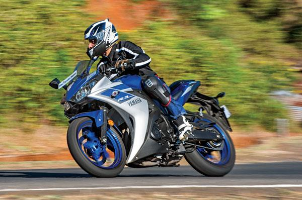 2016 Yamaha YZF-R3 long-term review, first report