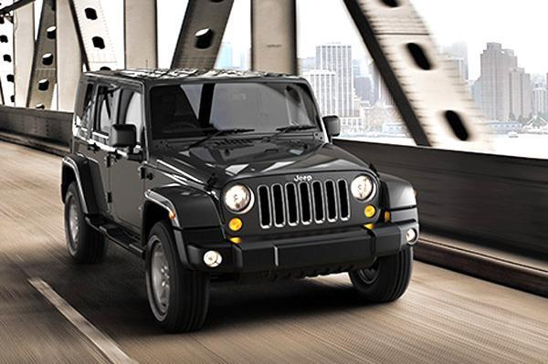 Jeep Wrangler petrol launched at Rs 56 lakh