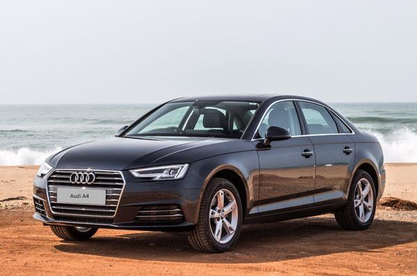 New Audi A4 diesel launched at Rs 40.20 lakh