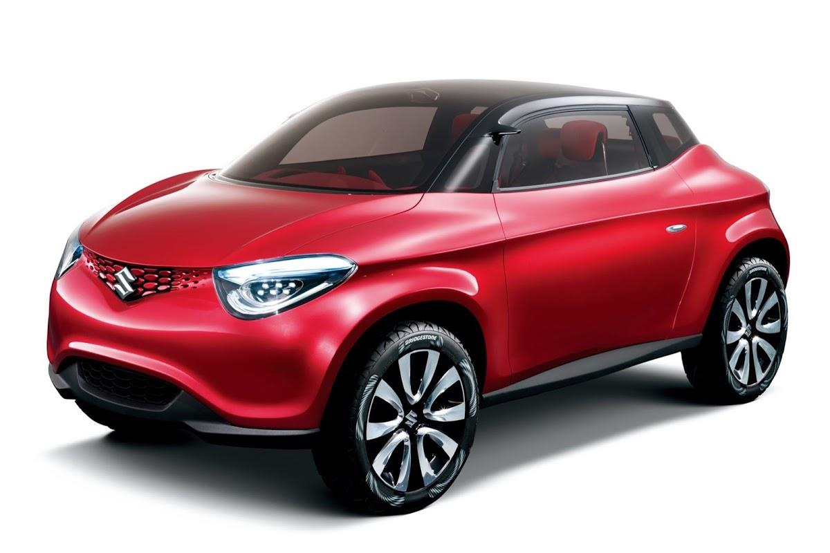 The new cross-hatch will replace the Alto K10. Suzuki Crosshiker concept shown. (Image used for representation)>