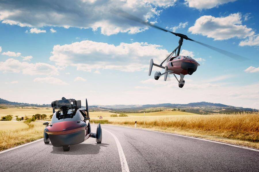 World's first commercial flying car now on sale