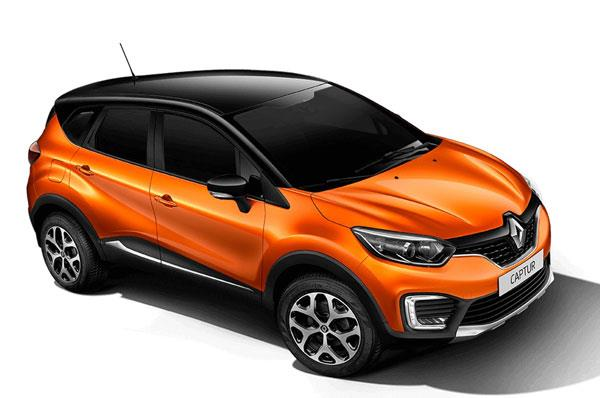 India bound Renault Kaptur: 5 things to know