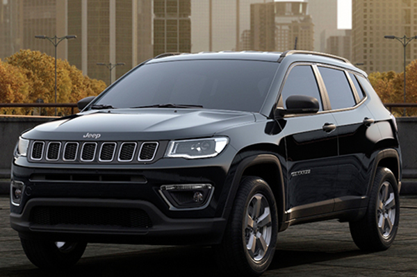 Jeep Compass to launch with comprehensive line-up