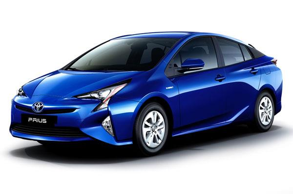 2017 Toyota Prius launched at Rs 38.96 lakh