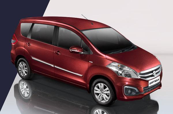 Maruti Ertiga limited edition launched at Rs 7.85 lakh