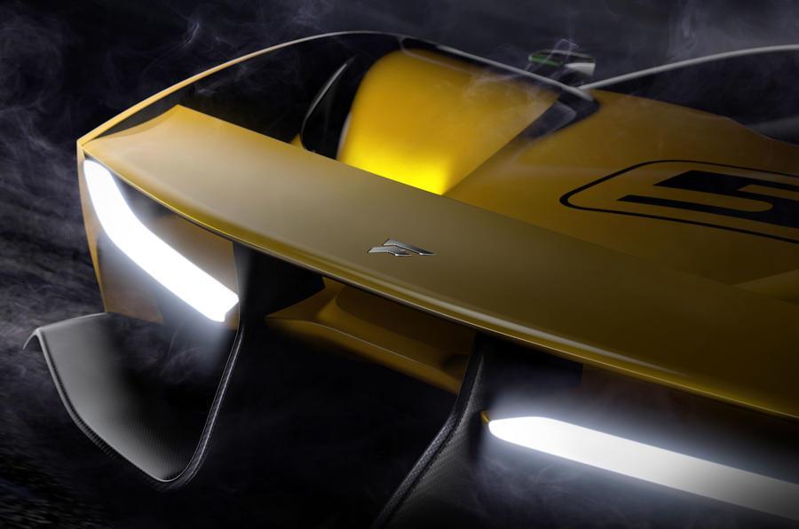Pininfarina Fittipaldi EF7 Vision Gran Turismo to have small production run