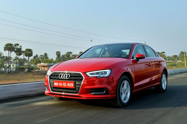 2017 Audi A3 facelift review, test drive