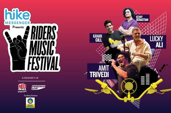 Riders Music Festival 2017 to kick off on February 18