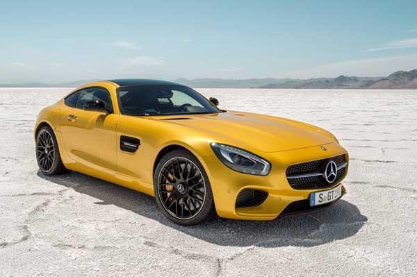 Fully-electric Mercedes-AMG models a possibility