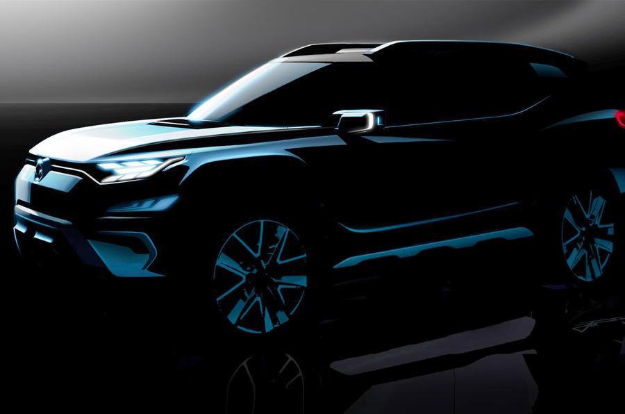 SsangYong XAVL SUV concept to debut at Geneva motor show 2017