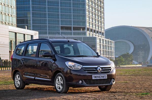 Renault Lodgy long term review, final report