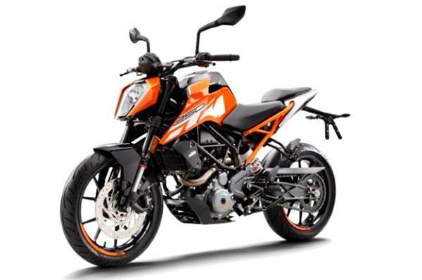 KTM Duke 250 launch on February 23
