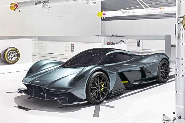 Aston Martin AM-RB 001 engine details revealed