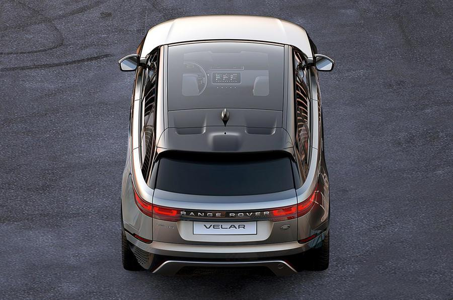 New Range Rover Velar to slot in between Evoque and Sport