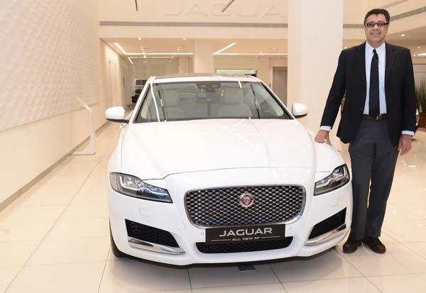 Locally-assembled Jaguar XF launched at Rs 47.50 lakh