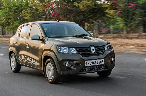 2016 Renault Kwid 1.0 review, road test