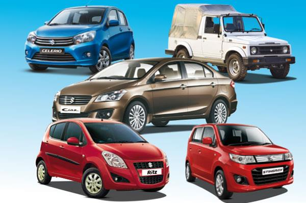 Maruti streamlines India line-up