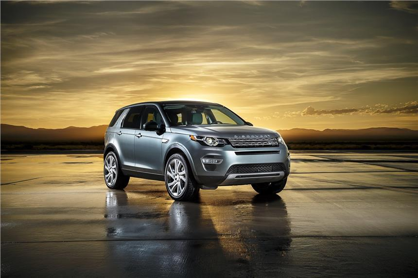 Land Rover Discovery Sport 2.0 diesel ready for launch