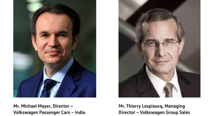 Thierry Lespiaucq to head VW Passenger Cars India