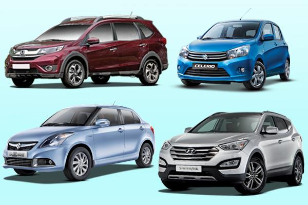Best new car discounts this month