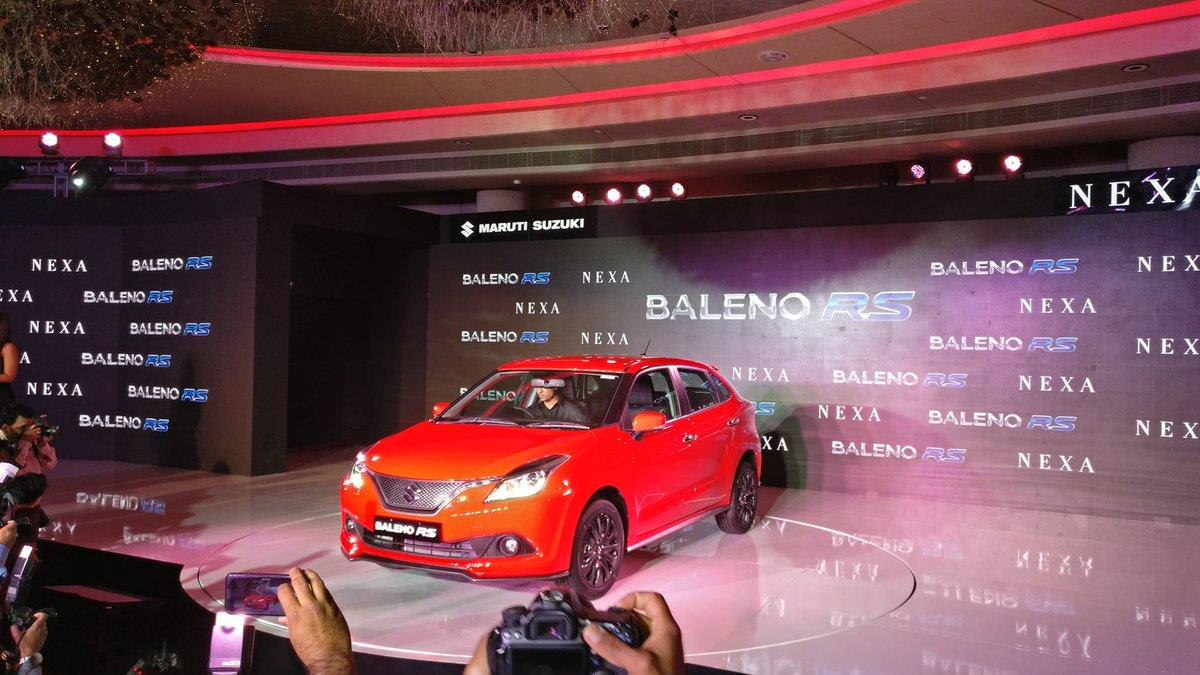 Maruti Baleno RS price, features explained