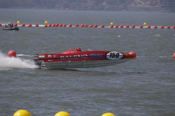 Nexa P1 Powerboat GP: Colemans dominate Day 1