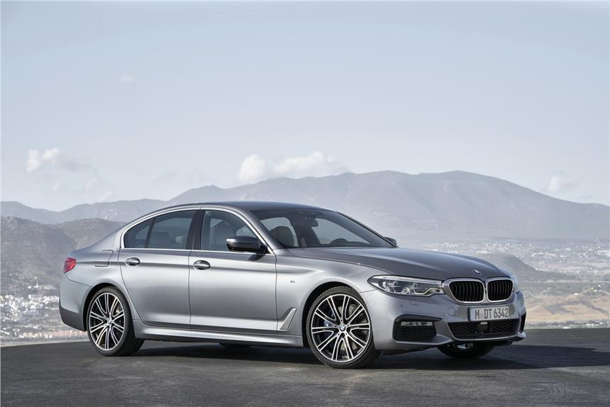 India-bound new BMW 5-series to get remote parking