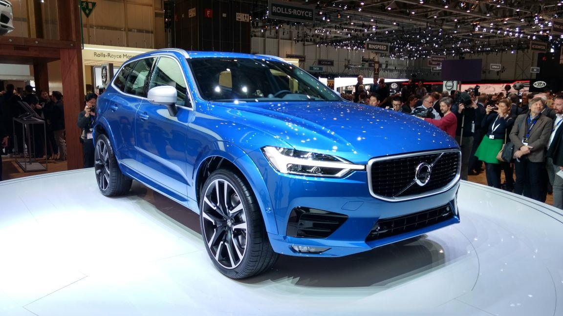 All-new Volvo XC60 SUV unveiled in Geneva