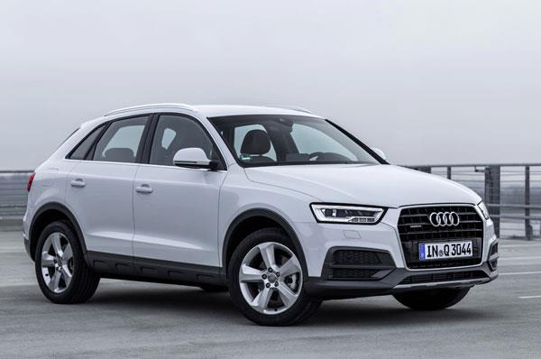 2017 Audi Q3 launched at Rs 34.20 lakh