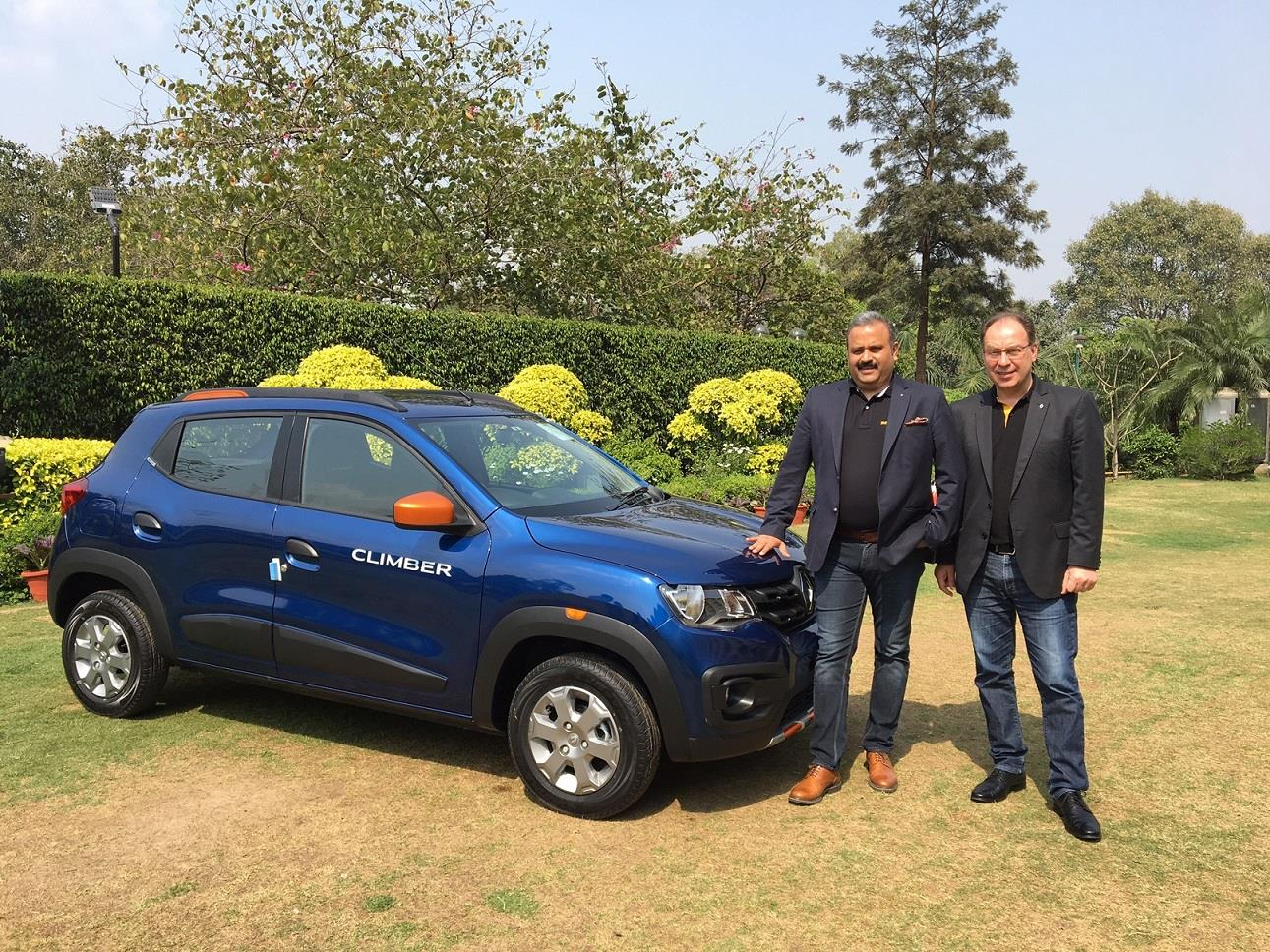Renault Kwid Climber launched at Rs 4.30 lakh
