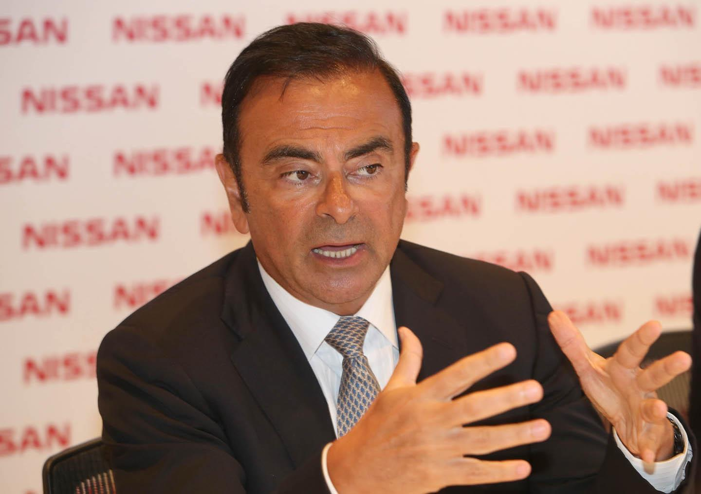 Interview with Carlos Ghosn, Chairman, Renault, Nissan and Mitsubishi