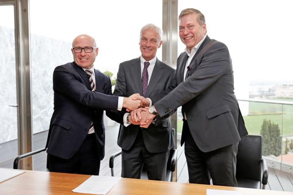 Skoda to take lead in Tata-VW Group collaboration