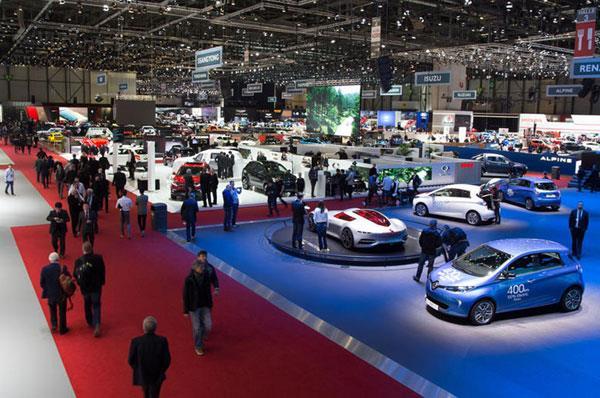 2017 Geneva motor show report