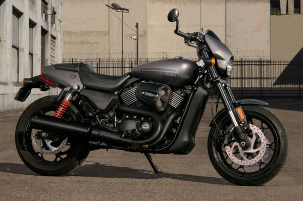 Harley-Davidson Street Rod 750 to launch shortly